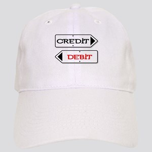 Credit Debit Arrows Cap