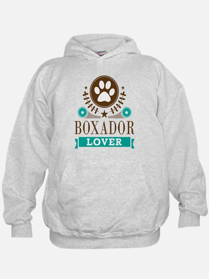 Boxador Dog Lover Sweatshirt