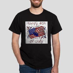 4th of July Celebration Ash Grey T-Shirt