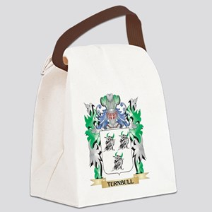 Turnbull Coat of Arms - Family Cr Canvas Lunch Bag
