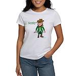 Cowboy Paddy Women's T-Shirt