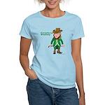 Cowboy Paddy Women's Light T-Shirt
