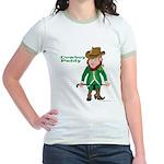 Cowboy Paddy Jr. Ringer T-Shirt