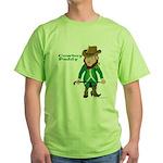 Cowboy Paddy Green T-Shirt