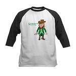 Cowboy Paddy Kids Baseball Jersey