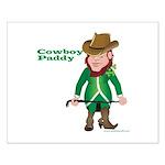 Cowboy Paddy Small Poster