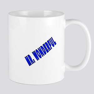 MR. WONDERFUL Mugs