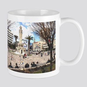 Izmir Konak Plaza, Turkey Mugs