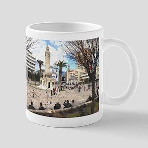 Izmir Konak Plaza, Turkey Mugs