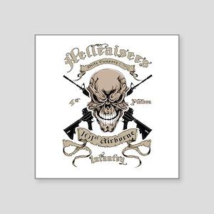 Hellraiser 4th platoon Sticker