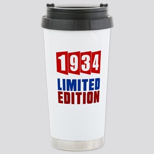 1934 Limited Edition Bi Stainless Steel Travel Mug