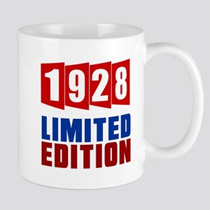 1928 Limited Edition Birthday Mug