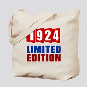 1924 Limited Edition Birthday Tote Bag