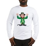 Aussie Paddy Long Sleeve T-Shirt