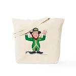 Aussie Paddy Tote Bag