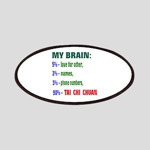 My Brain, 90% Tai Chi Chuan Patch