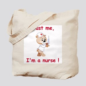 Trust Me - Bear Tote Bag