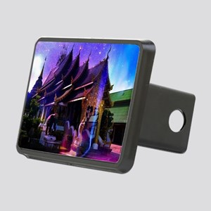 Throughout Time and Space Rectangular Hitch Cover