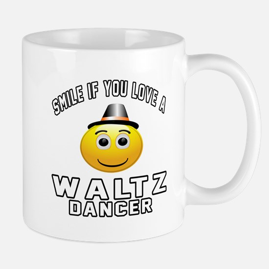 Waltz Dancer Designs Mug