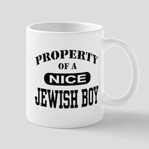 Property of a Nice Jewish Boy Mug
