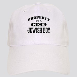 Property of a Nice Jewish Boy Cap