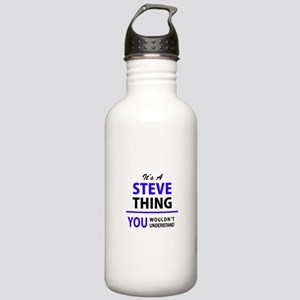 It's STEVE thing, you Stainless Water Bottle 1.0L