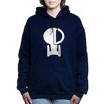 Uss Enterprise-D Women's Hooded Sweatshirt