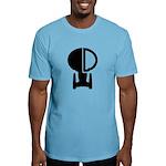 Uss Enterprise-D Fitted T-Shirt