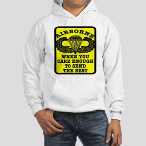 Care To Send The Best Hooded Sweatshirt