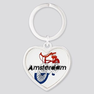 Amsterdam Bicycle Keychains