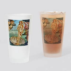The Birth of Venus - Botticelli Drinking Glass