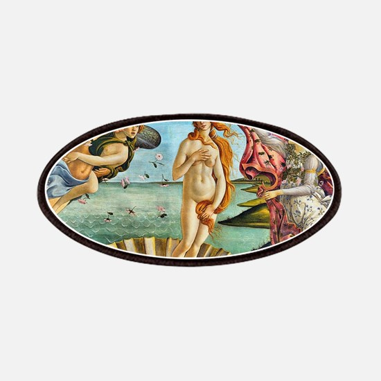 The Birth of Venus - Botticelli Patch