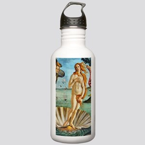 The Birth of Venus - Botticelli Water Bottle