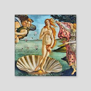 The Birth of Venus - Botticelli Sticker