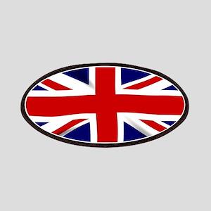 Union Jack Grunge Patch