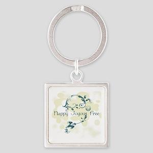 Happy Joyous Free! Keychains