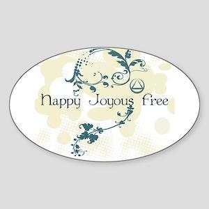 happy3 Sticker