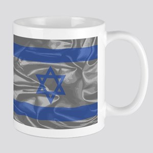 Israel Silk Flag Mugs