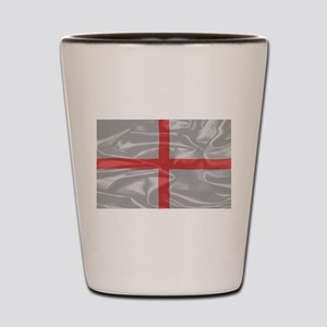 England Flag of St George Shot Glass
