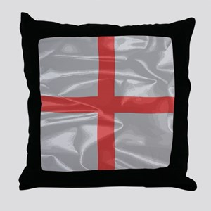 England Flag of St George Throw Pillow