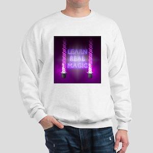 Learn Real Magic Sweatshirt