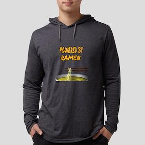 POWERED BY RAMEN Long Sleeve T-Shirt