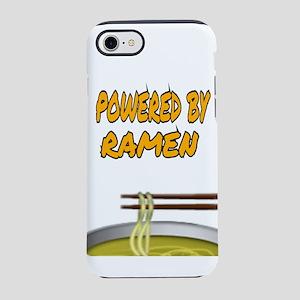 POWERED BY RAMEN iPhone 8/7 Tough Case