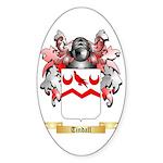 Tindall Sticker (Oval)
