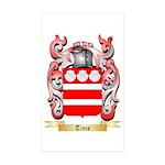 Tims Sticker (Rectangle 50 pk)