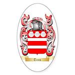 Tims Sticker (Oval 50 pk)