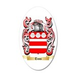 Tims 35x21 Oval Wall Decal