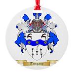Timpany Round Ornament