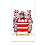 Timms 20x12 Wall Decal