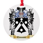 Timmons Round Ornament